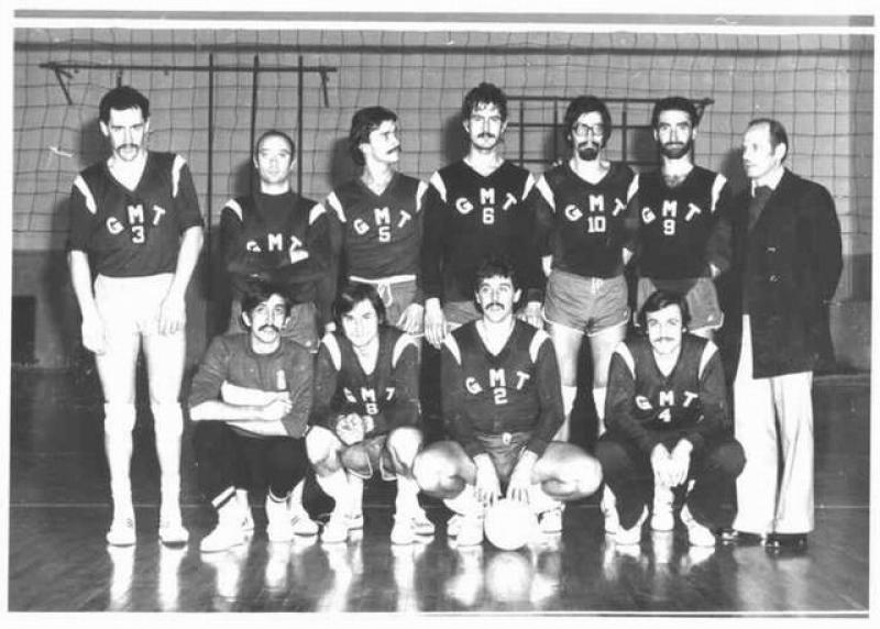 La squadra della Grandi Motori Trieste
